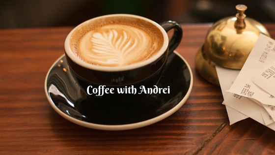 Coffee with Andrei