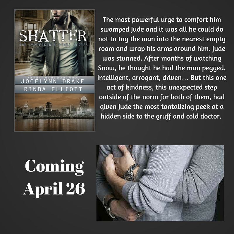 SHATTER  Excerpt, Reviews and our Lovely Readers Group