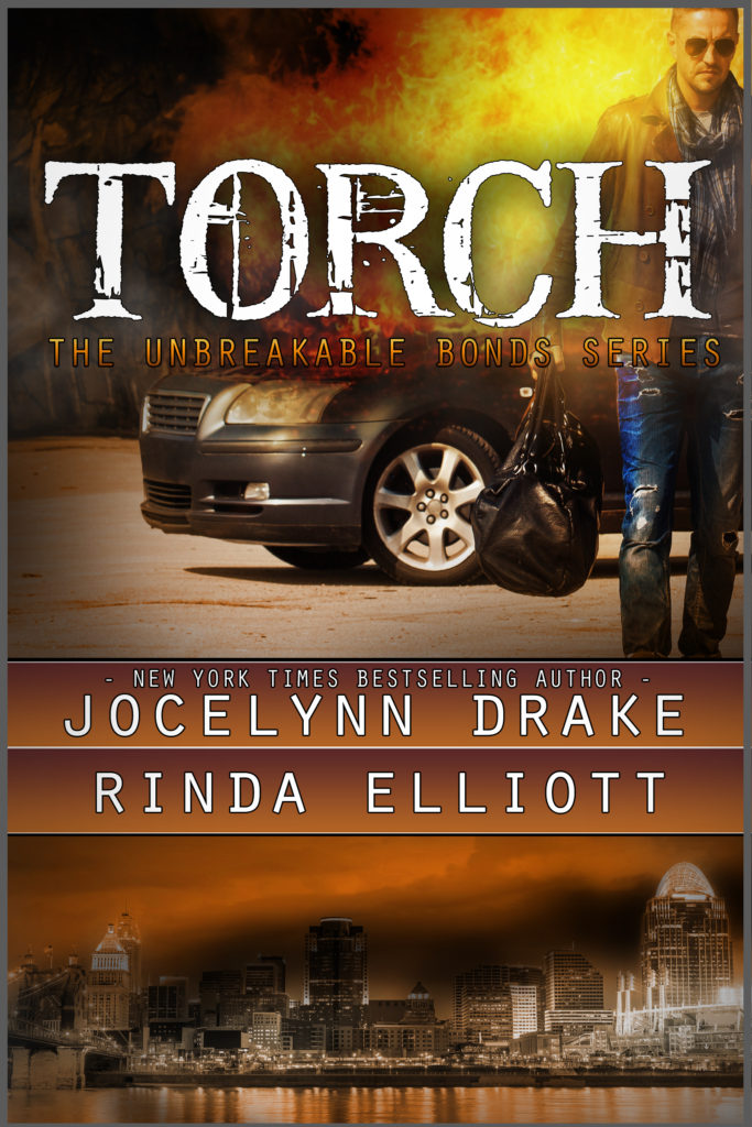 Torch cover, editing, Rowe, Noah