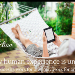 the-human-experience-is-unique-for-each-individual