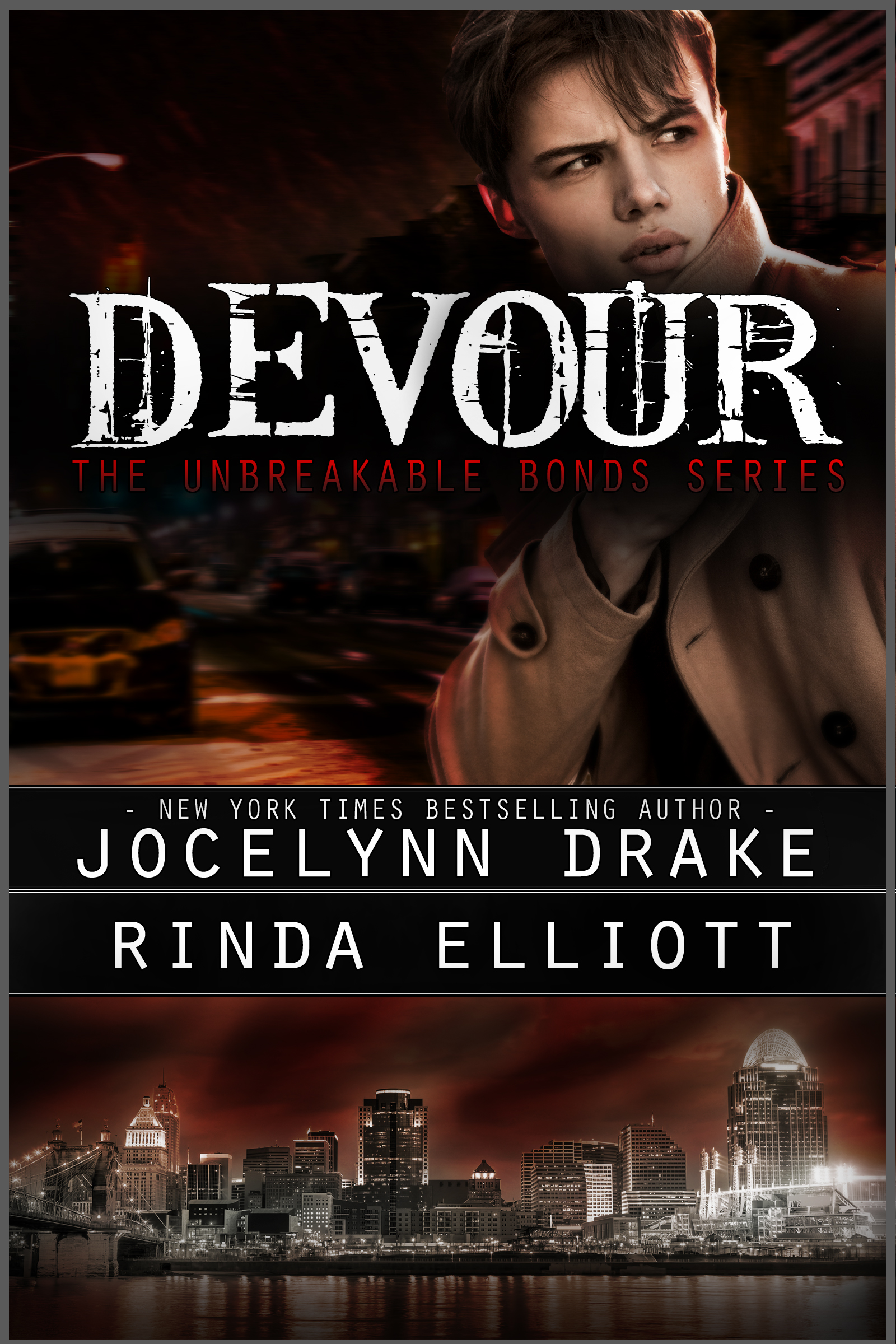 Devour Cover Reveal!