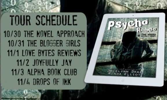 Psycho Romeo Response and Blog Tour Stops