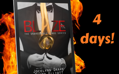 So Excited! 4 Days to Blaze Excerpt